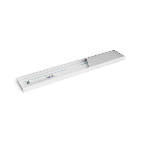 Линейный светодиодный светильник AGALAX PREMIUM 32 Вт 1200х200х40 мм