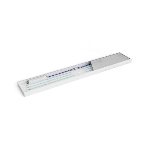 Линейный светодиодный светильник AGALAX PREMIUM 72 Вт 1500х200х40 мм