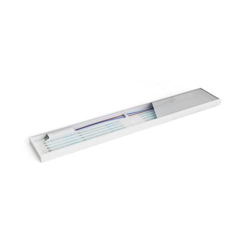 Линейный светодиодный светильник AGALAX PREMIUM 96 Вт 1500х200х40 мм