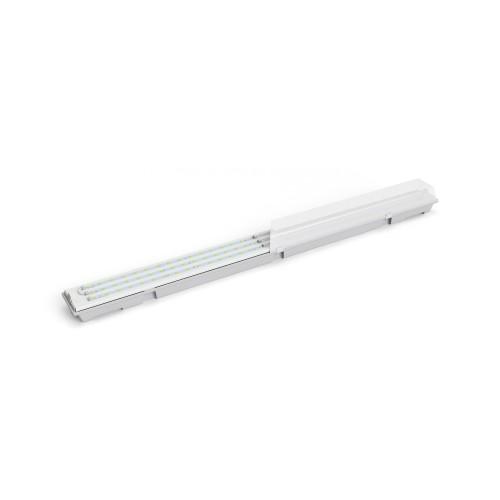 Защищенный светодиодный светильник AGALAX STANDART 32 Вт IP65 1260Х95Х95 мм