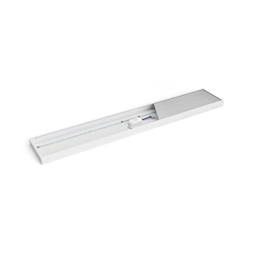 Линейный светодиодный светильник AGALAX STANDART 32 Вт 1200х200х40 мм