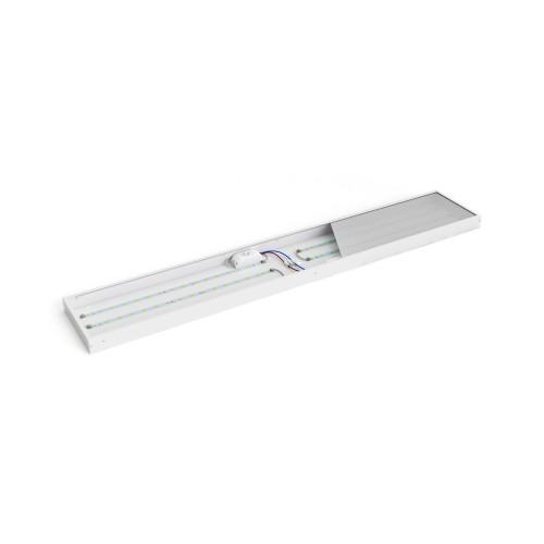 Линейный светодиодный светильник AGALAX STANDART 48Вт 1200х200х40 мм