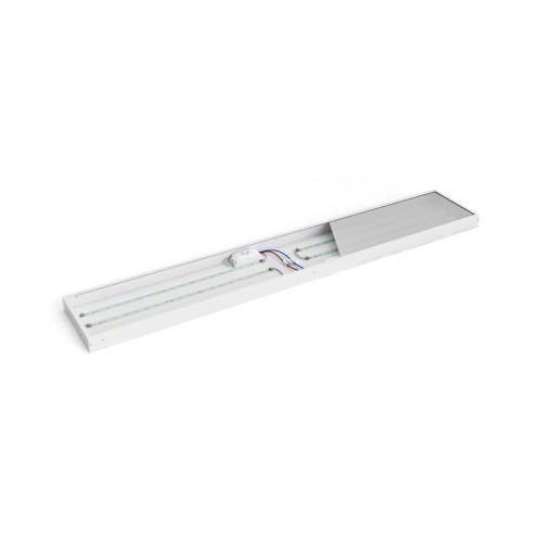 Линейный светодиодный светильник AGALAX STANDART 54 Вт 1200х200х40 мм